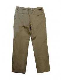 Pantalone Golden Goose Chino colore beige pantaloni uomo acquista online