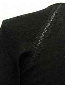 Label Under Construction Zip Seam Seismograph sweater price