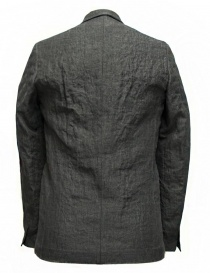 Label Under Construction Classic grey jacket
