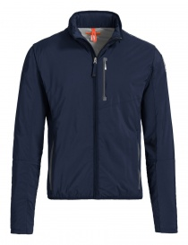 Giubbino Parajumpers Duluth colore navy PMJCKEW02 DULUTH 562 NAVY
