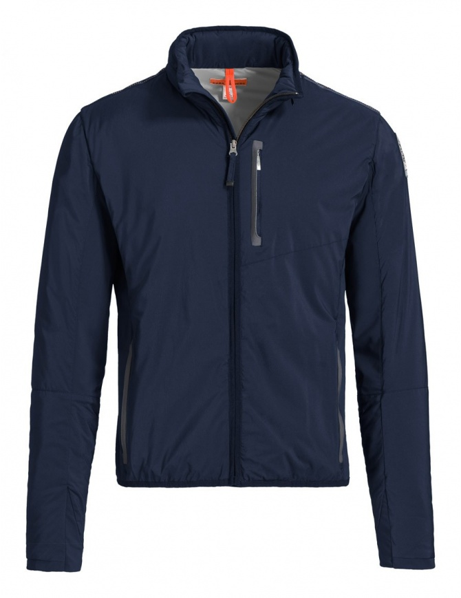 Parajumpers Duluth navy jacket PMJCKEW02 DULUTH 562 NAVY mens jackets online shopping