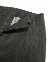 Pantalone Label Under Construction Front Cut colore grigio 29FMPN73-LC16A-29-5 prezzo