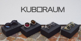 KUBORAUM EYEWEAR: GEOMETRIC MASKS TO EXPRESS YOURSELF