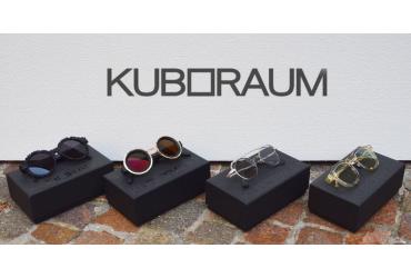Kuboraum Eyewear: geometric masks to express yourself