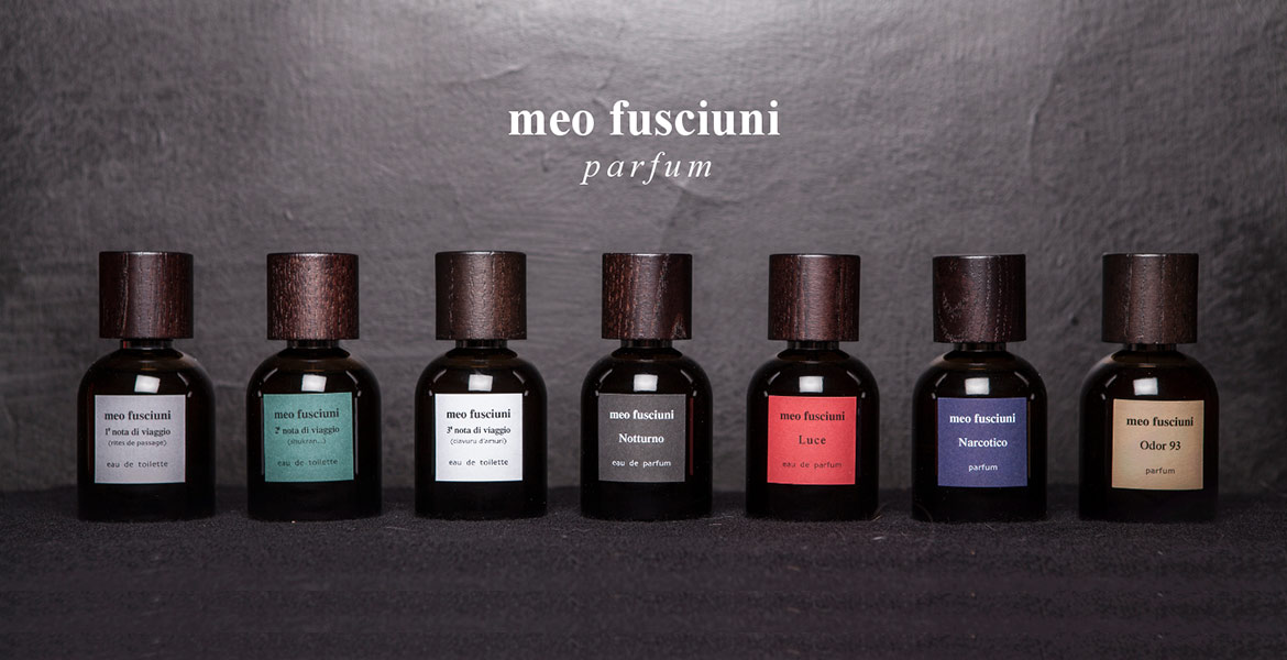 MEO FUSCIUNI: A JOURNEY INTO THE ART OF PERFUMES