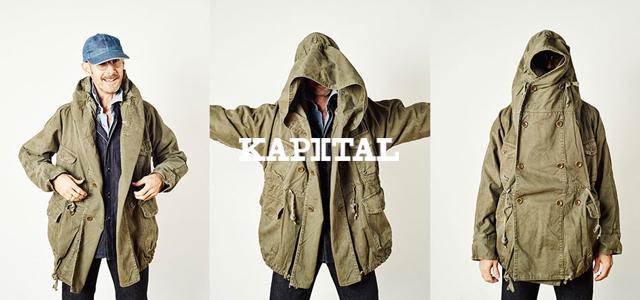 Kapital clothing