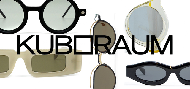 Kuboraum sunglasses